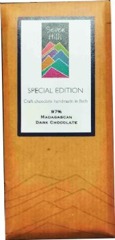 97% Madagascan Dark Chocolate